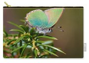 Green Hairstreak Carry-all Pouch