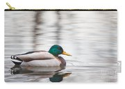 Green-headed Duck Carry-all Pouch