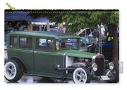 Green Limo Carry-all Pouch