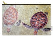 Green Turtles Carry-all Pouch