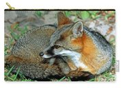 Grey Fox Carry-all Pouch