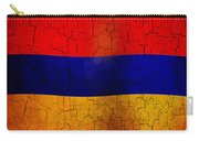 Grunge Armenia Flag  Carry-all Pouch