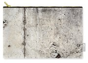 Grunge Concrete Texture Carry-all Pouch