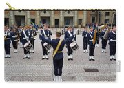 Guards Changing Shifts. Kungliga Slottet.gamla Stan. Stockholm 2 Carry-all Pouch