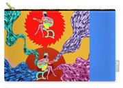 Guitars Carry-all Pouch by Patrick J Murphy