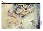 Gutter Kitties Seven Carry-all Pouch