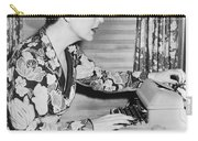 Gypsy Rose Lee Carry-all Pouch