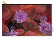 H1n1 Swine Influenza Virus Carry-all Pouch