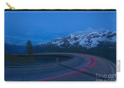 Hairpin Turn Carry-all Pouch