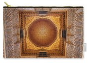 Hall Of Ambassadors In The Royal Alcazar Of Seville Carry-all Pouch