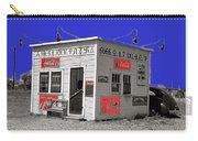 Hamburger Stand Coca-cola Signs Russell Lee Photo Farm Security Administration Dumas Texas 1939-2014 Carry-all Pouch