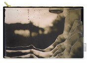 Hanging Bottle Rain Collage Old Tucson Arizona 1967-2012  Carry-all Pouch
