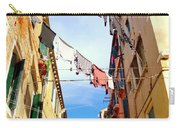 Hanging In Venice Carry-all Pouch