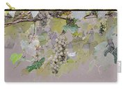 Hanging Thompson Grapes Sultana Carry-all Pouch