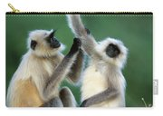 Hanuman Langurs Grooming India Carry-all Pouch