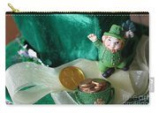 Happy St. Patricks Day Carry-all Pouch