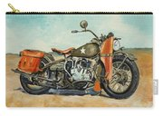 Harley Davidson Wla 1942 Carry-all Pouch