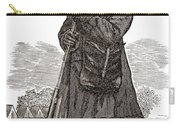 Harriet Tubman, American Abolitionist Carry-all Pouch