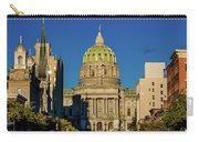 Harrisburg, Pennsylvania, City Skyline Carry-all Pouch
