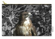 Hawk Of Prey Carry-all Pouch