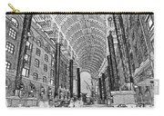 Hays Galleria London Sketch Carry-all Pouch