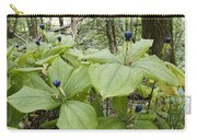 Herb Paris Carry-all Pouch