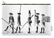 Hessian Soldiers Carry-all Pouch