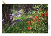 High Country Wildflowers 2 Carry-all Pouch