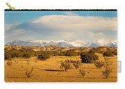 High Desert Plains Landscape Carry-all Pouch