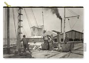Hine Oyster Fishing, 1911 Carry-all Pouch