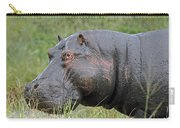 Hippopotamus Carry-all Pouch
