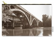 Historic Wil-cox Bridge Carry-all Pouch