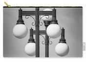 Historic Ybor Lamp Posts Carry-all Pouch