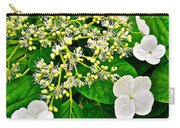 Hobblebush On Mackinac Island-michigan Carry-all Pouch