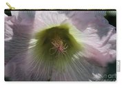 Hollyhock Named Indian Spring Pink Carry-all Pouch