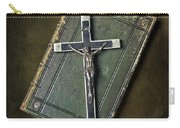 Holy Book Carry-all Pouch by Joana Kruse
