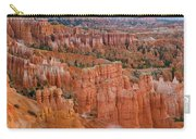 Hoodoo Rock Formations In A Canyon Carry-all Pouch