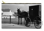 Horse And Buggy And Farm Carry-all Pouch