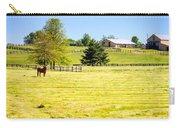 Horse Farm  Carry-all Pouch