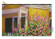 Hot Hollyhocks Carry-all Pouch