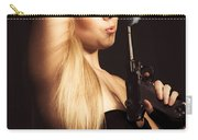 Hot Shot Woman Carry-all Pouch