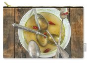 Hot Soup Carry-all Pouch by Joana Kruse