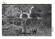 Hound Dog Weather Vane Carry-all Pouch