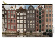 Houses In Amsterdam Carry-all Pouch