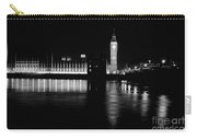 Houses Of Parliament And Big Ben Carry-all Pouch