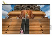 Huay Mongkol Temple Carry-all Pouch by Adrian Evans