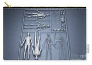 Human Cloning Carry-all Pouch