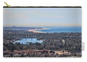 Huntington Beach View Carry-all Pouch
