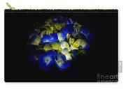 Blue Hydrangea, Corona Del Mar California Carry-all Pouch