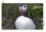 Icelandic Puffin Carry-all Pouch
